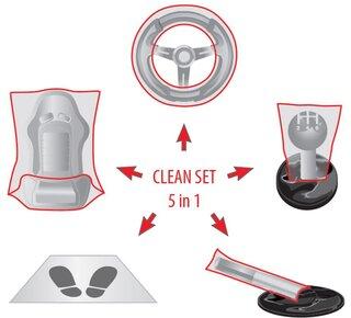 15x20cm 1x Radschraubenbeutel schwarz mit Klemmverschluss ca Kunststoffgewebe